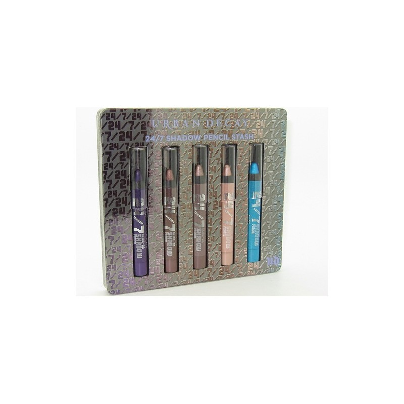 URBAN DECAY SET 5 CRAYONS FARDS A PAUPIERES