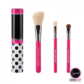 SIGMA GIRL COLOR POP COLLECTION BRUSH KIT