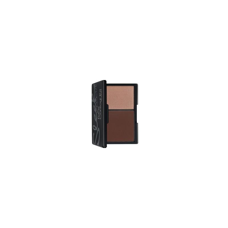 Sleek medium face contour kit