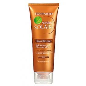 GARNIER Ambre solaire BODY gloss bronze
