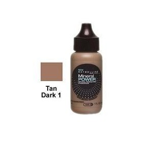 MAYBELLINE Mineral Powder Natural Perfecting Foundation Tan