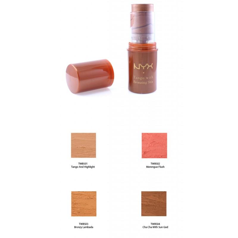 NYX Stick bronzant TANGO MERENGUE FLUSH
