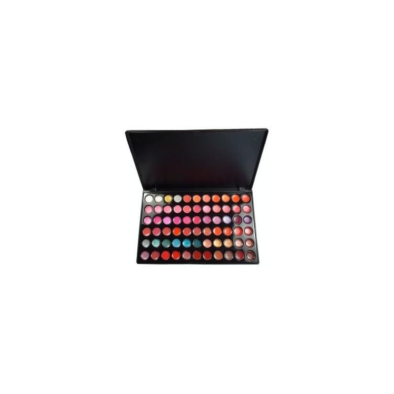 COASTAL SCENTS 66 Lip Palette