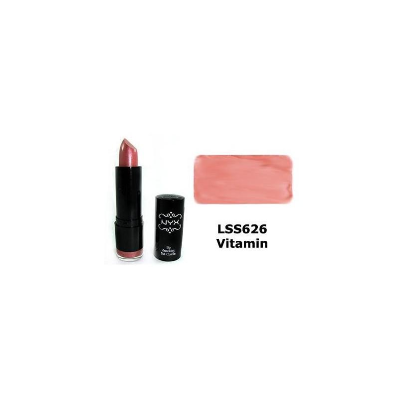 NYX ROUND rouge à lèvres VITAMIN 626