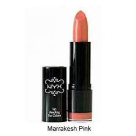 NYX ROUND rouge à lèvres MARRAKESH PINK 594a
