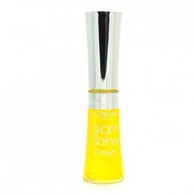 loreal glam shine 601aqua lemon tonic