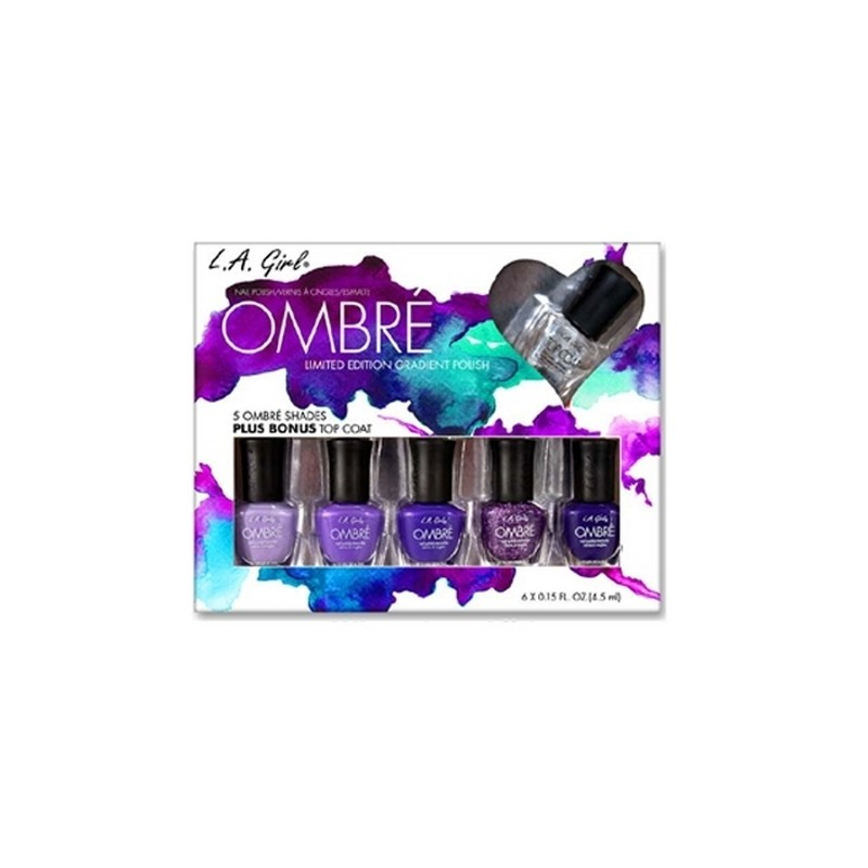 LA GIRL OMBRE EDITION LIMITEE LOVE AFFAIR