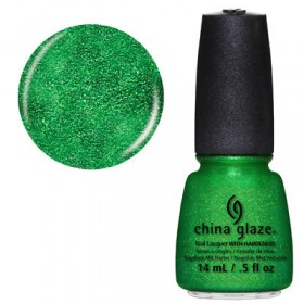 China Glaze Nail Polish - Running In Circles