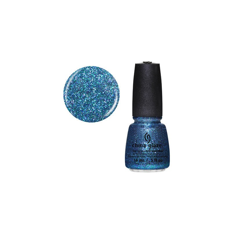 China Glaze Nail Polish - Water You Waiting For COLLECTION CIRQUE DU SOLEIL