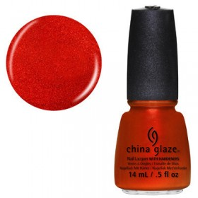 China Glaze Nail Polish - Bend Over Backwards