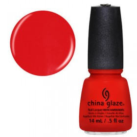 China Glaze Nail Polish - Igniting Love