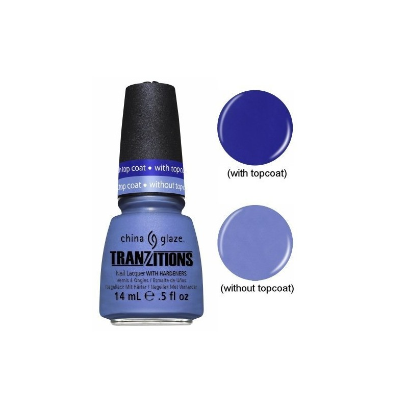 CHINA GLAZE COLLECTION TRANZITIONS MODIFY ME