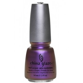 CHINA GLAZE COLLECTION BOHEMIAN NO PLAIN JANE