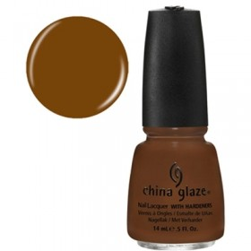 Vernis CHINA GLAZE collection HUNGER GAMES MAHOGANY MAGIC