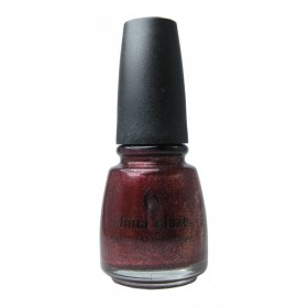 Vernis CHINA GLAZE RIVETER ROUGE