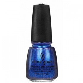 China Glaze Vernis Blue Year's Eve