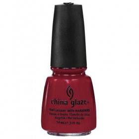 China Glaze Vernis Poinsettia