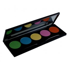 NYX Palette 5 couleurs CARRIBEAN COLLECTION I DREAM OF SAINT LUCIA