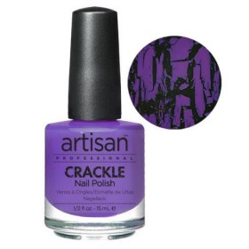 Artisan Vernis Crackle Dark Orchid Purple