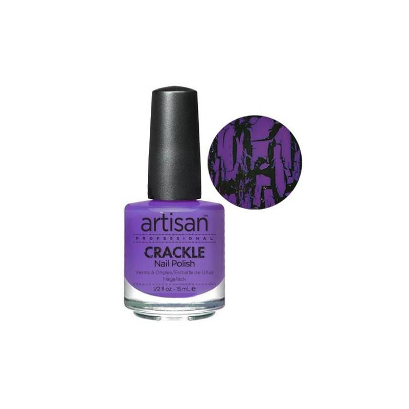 Artisan Vernis Crackle Dark Orchid Purple