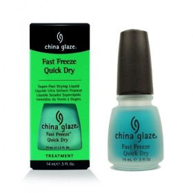 CHINA GLAZE Fast Freeze Quick Dry