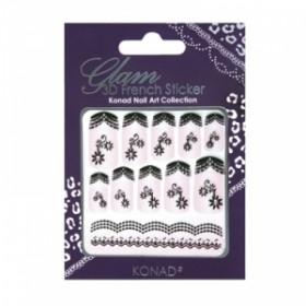 KONAD Glam 3D Nail Sticker - KGI-B05