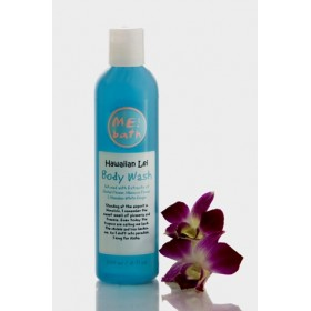 ME  Bath Gel Douche Hawaiian Lei