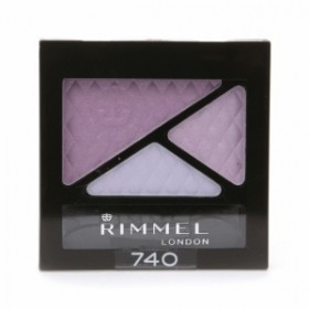 RIMMEL Glam Eyes Trio Fever