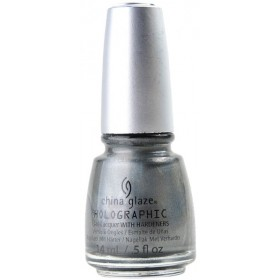 CHINA GLAZE 12 Holographic Nail Cosmic Dust