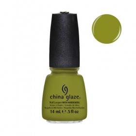 CHINA GLAZE AVANT GARDEN Budding Romance