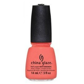 CHINA GLAZE AVANT GARDEN Mimosa's Before Mani's