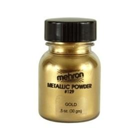 Mehron Poudre Metallic Gold